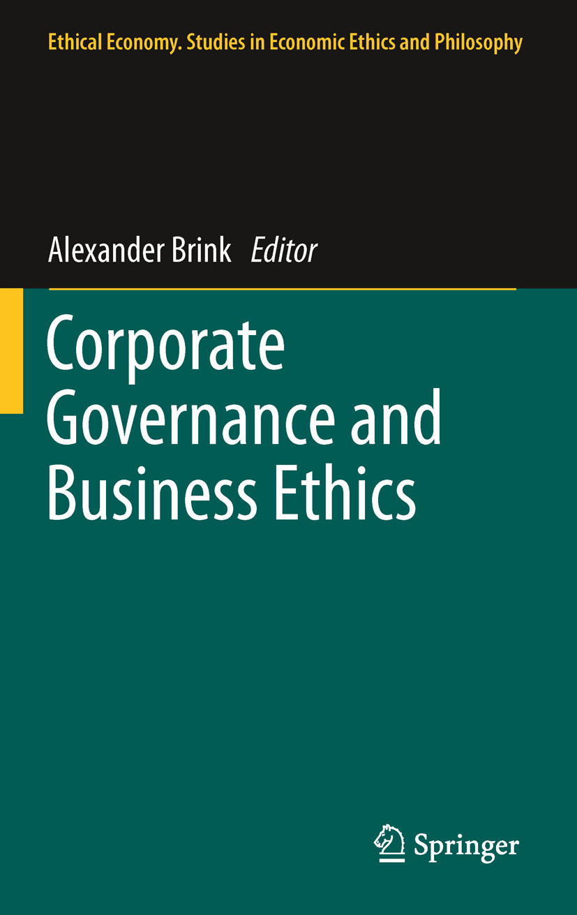 corporate governance case studies volume one