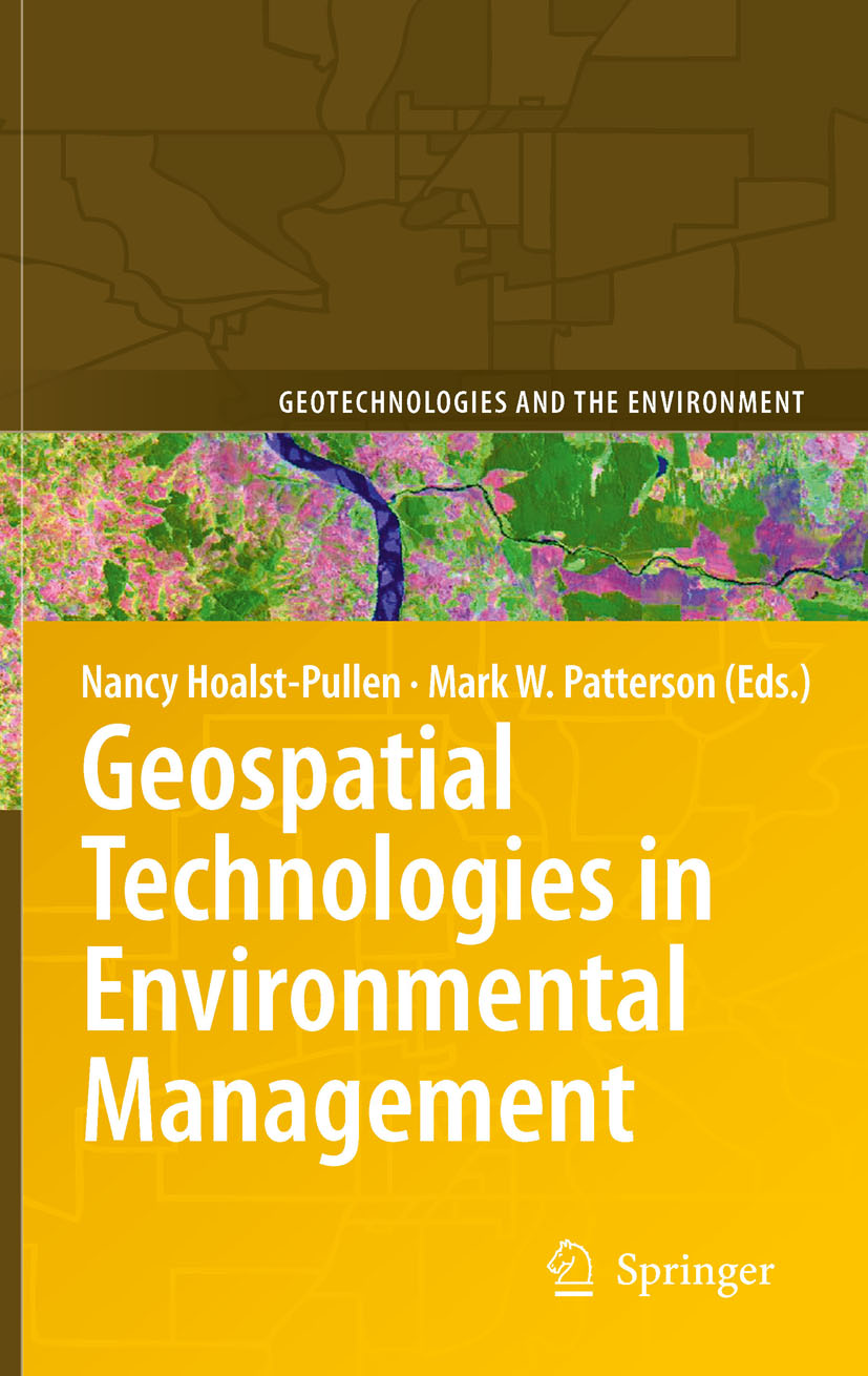 geospatial technology Geospatial technology is a growing field, and one of the most exciting industries today in fact, the us department of labor considers the field a high-growth industry and projects employment to increase 35 percent by 2020.
